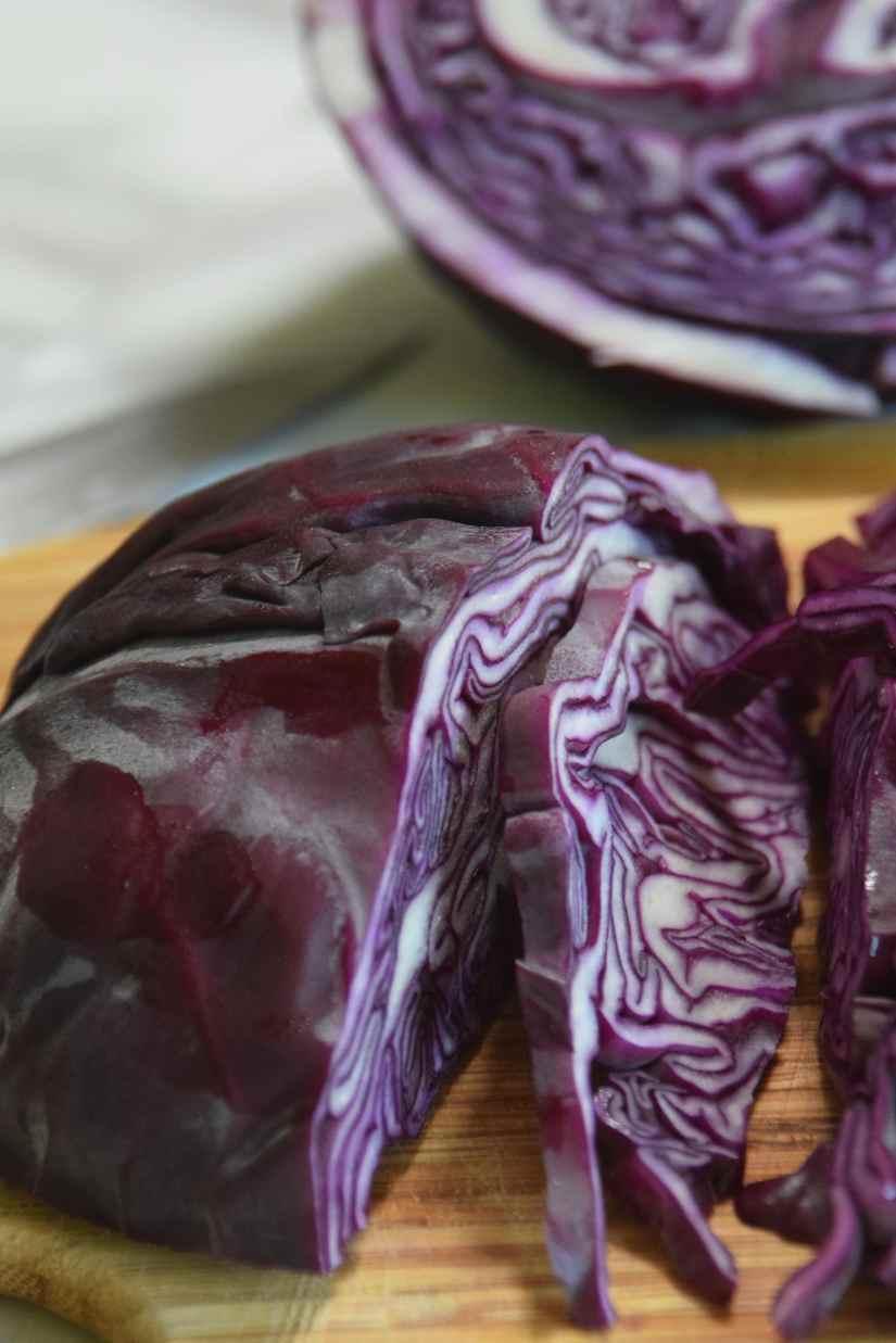 Cavolo rosso, un ingrediente prezioso per l'apporto di vitamine e per le sue proprietà antiossidanti